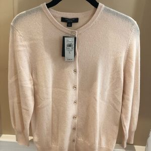 Ann Taylor 100% cashmere sweater NWT